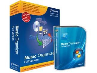CD Music Organizer 8.79