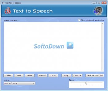Text to MP3 Software 2.3.8.2