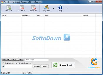 Acrobat PDF Security Remover Software 1.3.5